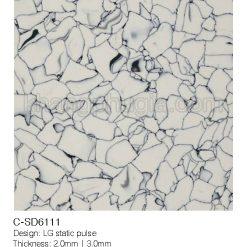 sàn vinyl chống tĩnh điện LG static pulse