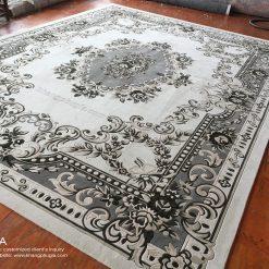 Thảm len dệt tay